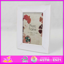 2014 Hot Sale New High Quality (W09A031) En71 Light Classic Fashion Picture Photo Frames, Photo Picture Art Frame, Wooden Gift Home Decortion Frame