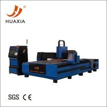 CNC fiber laser cutting machine for steel
