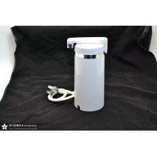Sistema purificador de agua del grifo.