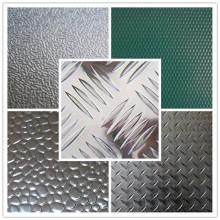 양각된 알루미늄 시트