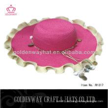 Kundenspezifische Damenhüte für Hochzeiten 2013