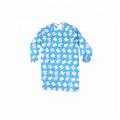 delantal para niño pintando delantal de manga completa