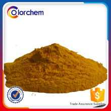 Eisenoxidpreise Gelbes Pulver