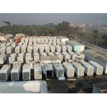 Kraftwerk für Gensets Ausgang 100mw
