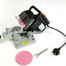 Vente chaude Économie GS CE EMC ROHS 100mm 220W à base de chaîne à base de scie Sharpers Grinder