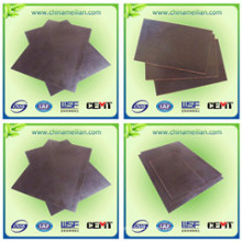 Hochwertige Brown Magnetic Electrical Insulation Laminted Sheet