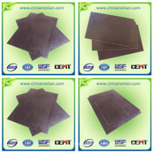 High Quality Brown Magnetic Electrical Insulation Laminted Sheet