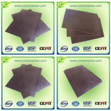 Высококачественный коричневый магнитный электроизоляционный ламинированный лист