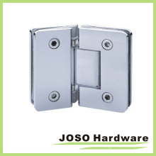 Glass to Glass 135 Degree Brass Pivot Hinge (Bh1003)