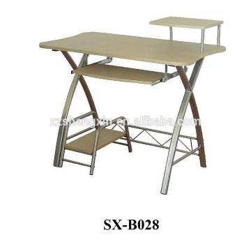 Деревянный стол для настольных компьютеров для дома