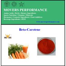 Bêta-carotène de haute qualité alimentaire