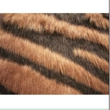 High Definition For for Tops Knitting Fur Jacquard Artificial Faux Fur supply to Nicaragua Factory