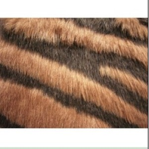Big Discount for Fashion Tip Fake Fur Jacquard Artificial Faux Fur export to Lesotho Factory