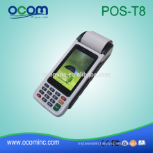 Wireless Lottery pos terminal oem (P8000)