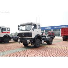 4X2 Trucks Heads, 15ton Trucks Tractors, Northbenz Tractors