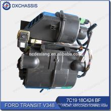 Condicionamento de ar dianteiro genuíno do trânsito V348 Asm 7C19 18C424 BF