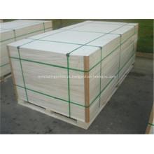 Placa de óxido de mangnésio avaliado de fogo de qualidade Premium