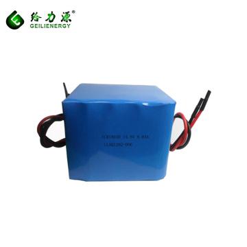 14.8V 8.8Ah 8800mAh Lithium 18650 Battery Pack