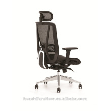 X3-01A-M mesh chair with headrest