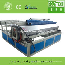 Línea de extrusión WPC Foamed Wide Board