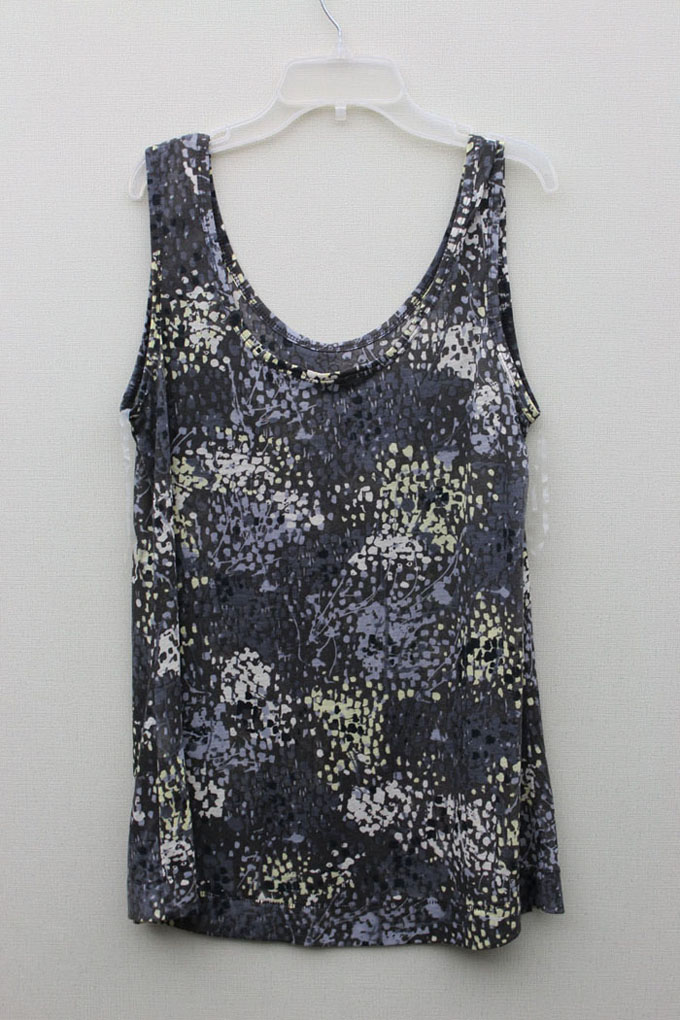 women's vest all over print