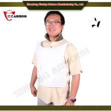 Front & Back kevlar colete à prova de balas / armadura corporal / colete balístico