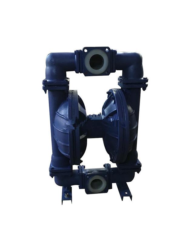 PTFE-lined anti-corrosion pneumatic diaphragm pump Corrosion-resistant diaphragm pump 3