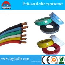 Le fil en PVC revêtu de la meilleure qualité fabriqué en Chine