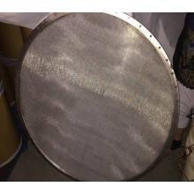 Disque filtrant en métal fritté pour industrie pharmaceutique
