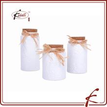 Vasilha cerâmica conjunto de 3