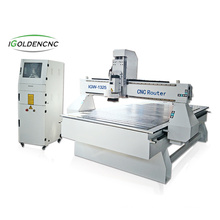 woodworking cutting machine 4.5kw spindle 3d cnc router 1325