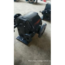 WQCB Asphalt insulation pump Jacket insulation gear pump