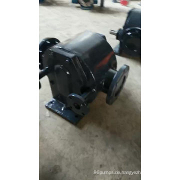 WQCB Hochtemperatur-Wärmepumpenpumpe Asphalt- / Bitumenpumpe mit Mantel