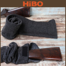 Gun sock, hunting and shooting accessories