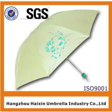Venta al por mayor Paraguas plegable plegable para Sun Reflection Large Market