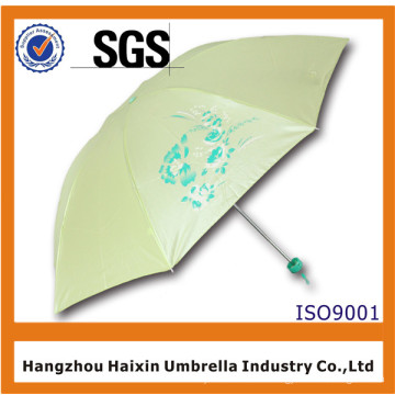 Wholesale Folding Happy Umbrella for Sun Reflection Large Market