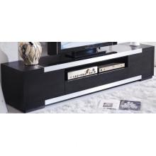 Wooden Oak Veneer Tv Cabinet 637
