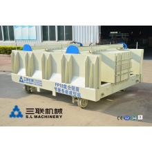 Aluminio compuesto panel sándwich máquinas \ estructura de los paneles aislados máquina