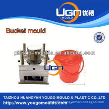 TUV assesment mould factory/new design 20 liter paint bucket mould in China