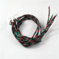 Conector de 5 pinos conjunto de cabos fornecimento de fábrica direto da china