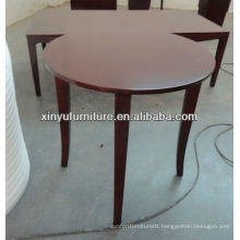 Cheapest small round coffee table C1049