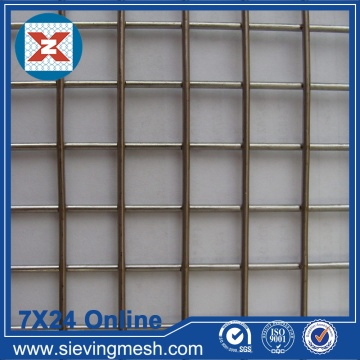 Galvanized sebelum Wire Mesh Welded