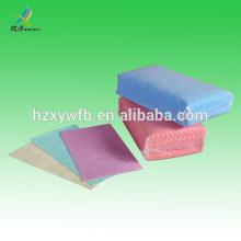 Spunlace tecido rolo Spunlace não tecido