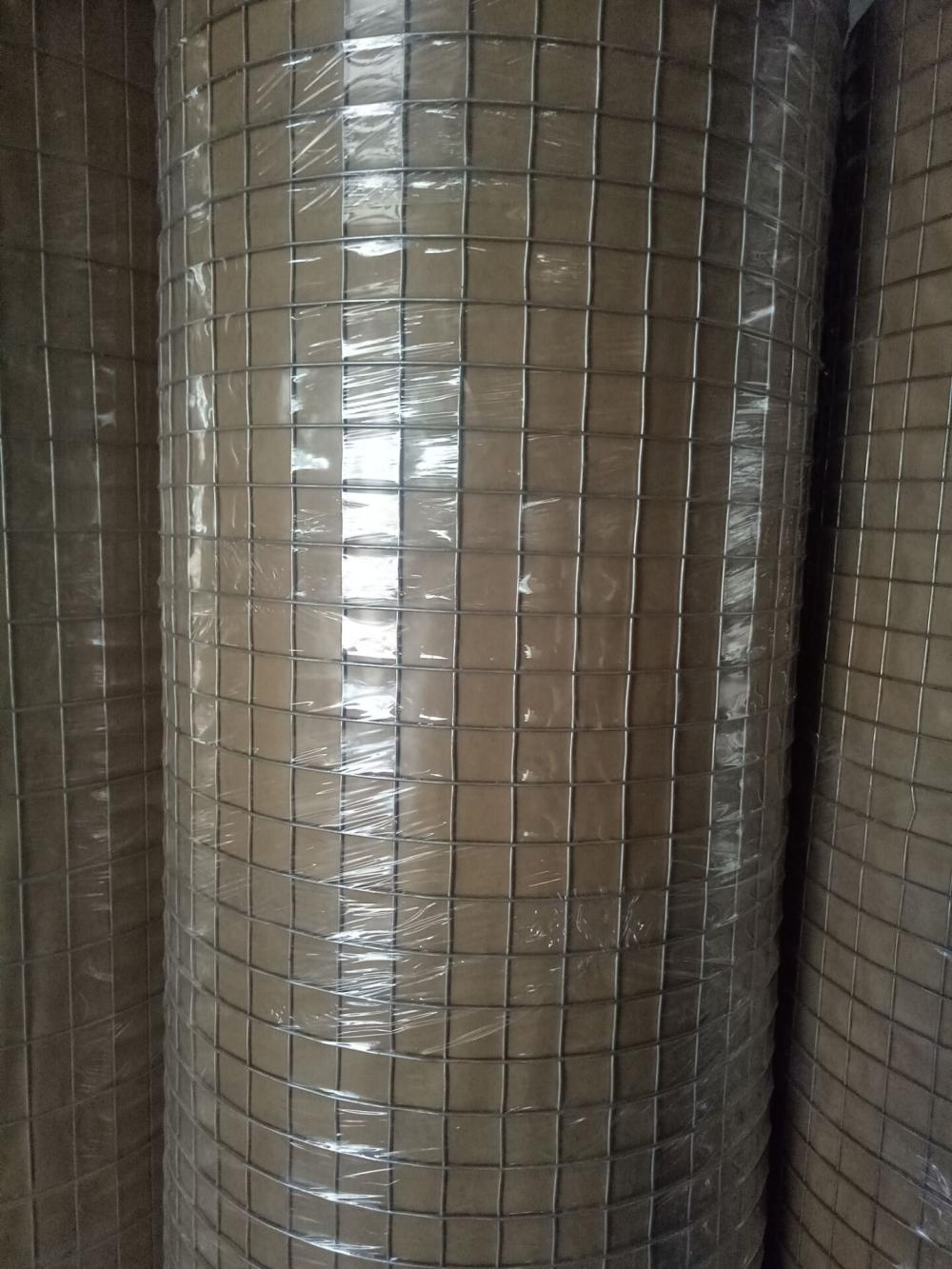 Electro Galvanised Welded Wire Mesh Fence