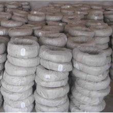 Cable de hierro de unión galvanizado Electrol