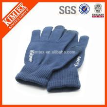Drucken Winter stricken Thinsulate Touch Handschuh