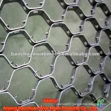 Stainless steel wire 316L thermostable Tortoise Shell Mesh(Factory)