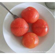 Heißer Verkauf Dosen geschälte Tomate