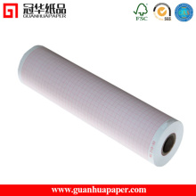 210mm et 216mm Largeur ECG Medical Paper Roll