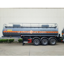 Dilute Sulfuric Acid Tanker Bán Trailer